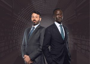 Australian criminal law group lawyers joseph correy and deng adut