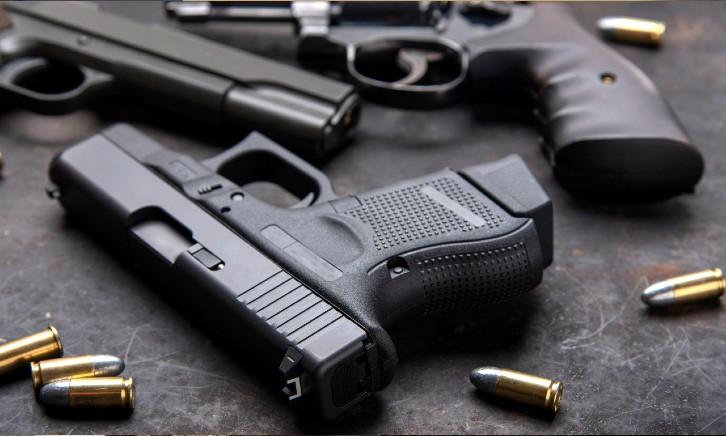 Pistols firearms criminal lawyers